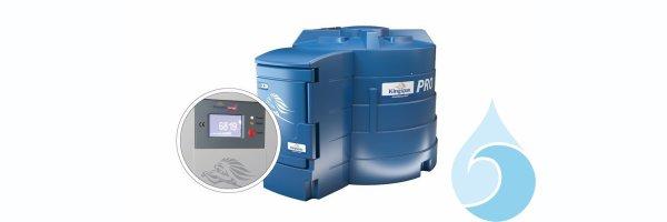 BlueMaster STANDARD AdBlue Tankanlagen mit TMS (Tank Management System)