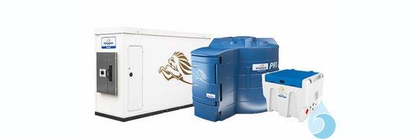 BlueMaster® Lagerungs- und Abgabetanks