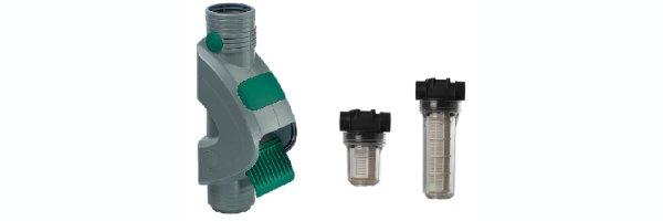 Filter für Gartenbewässerung