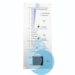 GEP Hybrid-Steuergerät mit Alarm-Relais
