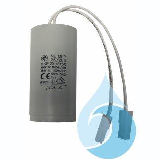 GEP Kondensator 25 µF für ASPRI 25-5