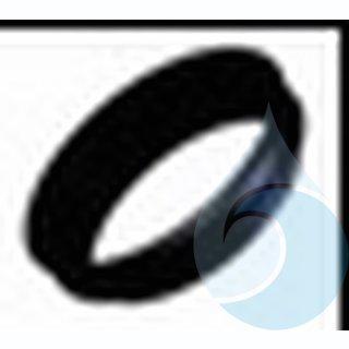 KG Rohr-Gummidichtung für Zu-Ablauf und Lüftung Biozone etc. DN 100