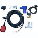 Elektrische Trinkwassernachspeisung TWNSP RegenSteuerung, Magnetventil