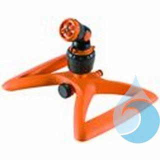 Kreisregner 4 JET Lift auf Standfuß Rotierender Kreisregner 4 JET LIFT mit Standfuß