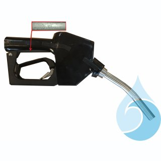 Kingspan Adblue Zapfpistole  A60 Inox 3/4 no Swivel F15553000