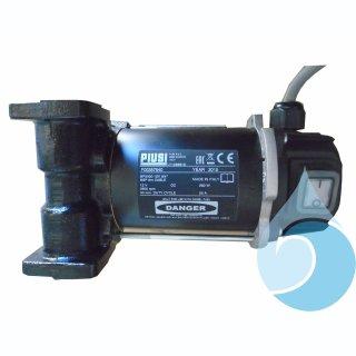 Piusi Pumpe Diesel BP 3000 ECO 12 V mit Adapterset für Truckmaster