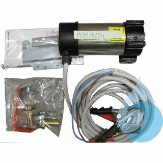 Pumpe Piusi Diesel BP 3000 ECO, 24 V mit Adapterset für Truckmaster