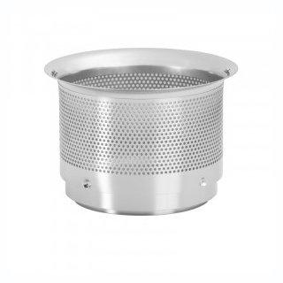 Filtereinsatz für WFF 300 mit Titannitrid-Beschichtung, Hohe 27,5 cm
