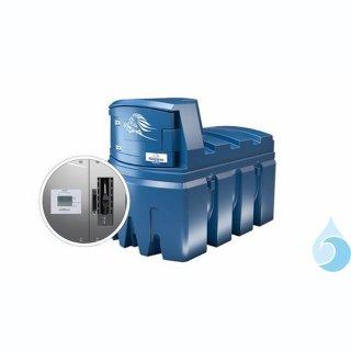 BlueMaster Standard Tankanlage mit TMS