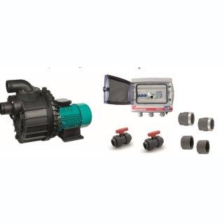 Nadorself 400 T (400V) Gegenstromanlage mit Bausatz