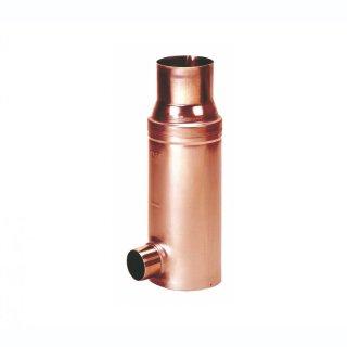 Filtersammler FS CU Kupfer DN 100/102 mm 0,28 mm
