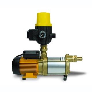 Saug- und Druckpumpe Aspri Plus mit Schaltautomat Zeta 02 15/4 - 45,0 m