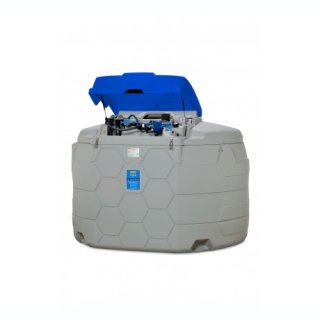 Adblue CUBE Tank 5000 Liter Basic Indoor ohne Tankautomat