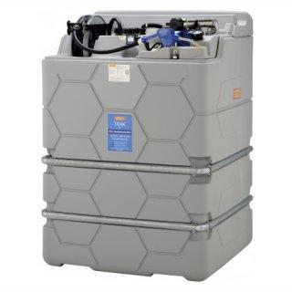 Adblue Cube Tank Basic Indoor 2500 Liter ohne Klappdeckel mit Tankautomat