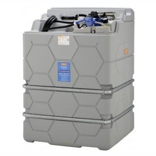 Adblue Cube Tank Basic Outdoor 1500 Liter mit Klappdeckel ohne Tankautomat