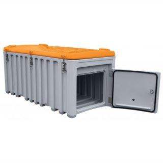 Cembox 750 Liter mit Seitentür