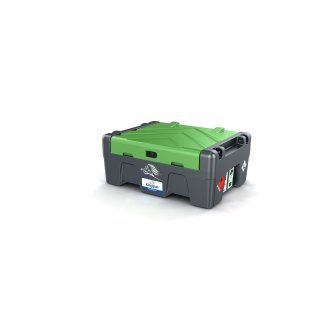 Truckmaster 200 Liter Flachbau, 35 l/min, 12 V, ohne digitalem Zählwerk