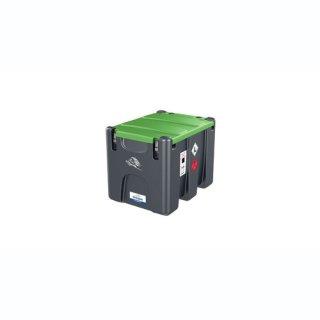 Truckmaster 200 Liter, 35 l/min 24 V  mit digitalem Zählwerk K 24 ohne Deckel