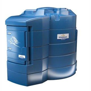 BlueMaster Standard Tankanlage mit TMS 5000 Liter