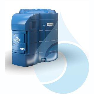 BlueMaster Standard Tankanlage mit TMS 9000 Liter