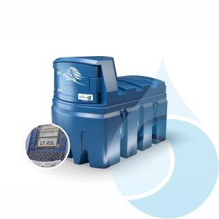 BlueMaster Pro Tankanlage mit AMS 2500 Liter mit Klimapaket