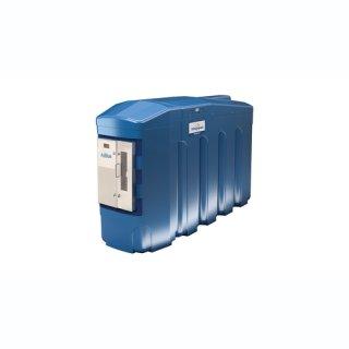 BlueMaster Pro AdBlue LKW/PKW Doppeltankanlage mit Commercial Management System 4000 Liter mit Klimapaket und Protokoll ER3