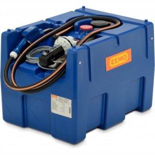 Blue-Mobil Easy M 200 Liter mit  Elektropumpe 24 V ohne Zählwerk K24 ohne Klappdeckel ohne Kranösen