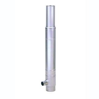 Standrohr-Filtersammler STFS Kunststoff DN 100 Maschenweite 0,28 mm