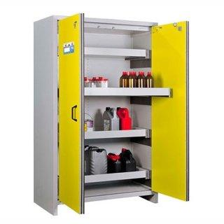 Sicherheitsschrank FWF 90 F-Safe Typ12/20 4 Vollauszüge