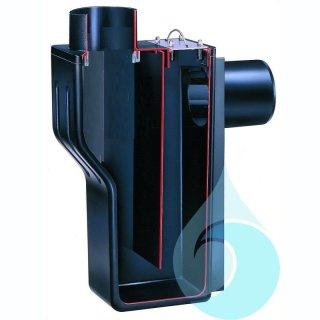 Multisiphon ohne Rückstausicherung, ohne Kleintierschutz, , ohne Sicherungsschelle