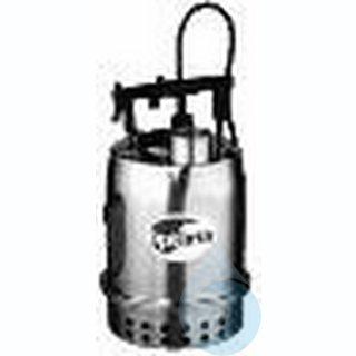 Ebara Pumpe M ohne Schwimmerschalter Z.B. für BioDisc- Schlammrückführung. 230V/ 0,25kW