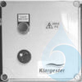 Drehberwachung LOR Kontaktgeber Set und Schalteschrank (230V) für alle BioDisc Typen geeignet.