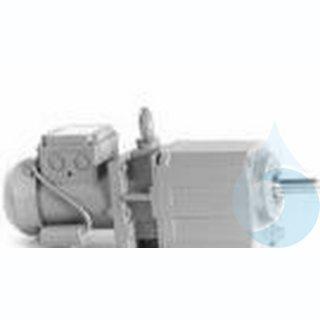 Elektromotor inklusive Getriebe für NC(BC) /ND (BD), 230 V, 75 Watt (Dorn 20mm)