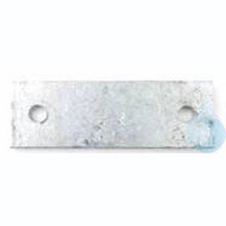 Lagerhalteplatte VZ Stahl Motorseitig Lochabstand 110mm